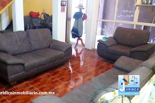 Casa en venta en  Colonia Nueva San Isidro, Chalco, Con 5 Recamaras-206mt2