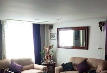Departamento en venta en  Santa Maria La Ribera, 170mt de dos niveles