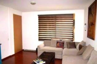 Departamento en venta en Tizapan, 85mt con balcon