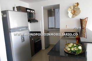 Apartamento en venta en Niquía de 76m² con Bbq...