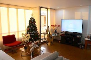 Apartamento en venta en Cedritos Usaquén de 3 alcobas