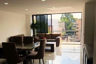 Departamento en venta en Santa María Nonoalco de 109 mts2