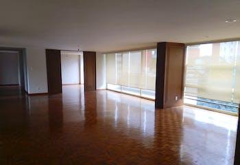 Departamento en venta en Polanco de 218 mts2