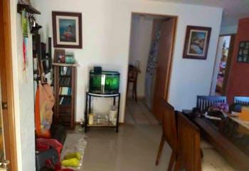 Departamento en venta en Rincon De Los Bosques de tres recamaras