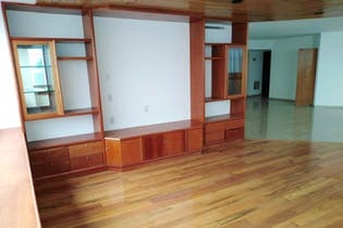 Departamento en venta en Lomas de Chapultepec, de 250mtrs2