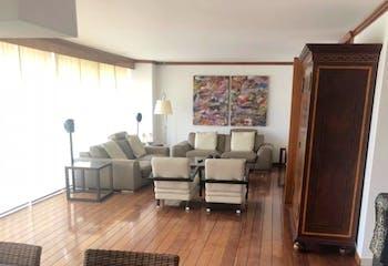 Departamento en venta en Polanco de 232 mt con balcón