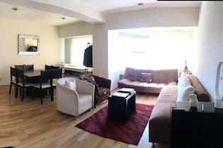 Apartamento en venta en Anáhuac de 106 mt