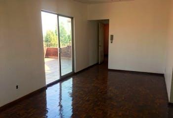 Departamento en venta en Santa Úrsula Coapa de 135 mt2.