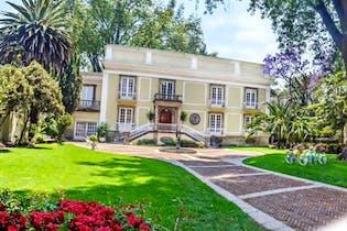 Casa en venta en  Villa Coyoacán 1100 m2 con chimenea