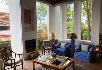 Casa en venta en Contadero, de 320mtrs2