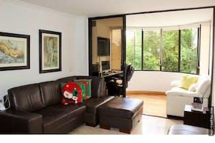 Apartamento en el Poblado-San Lucas, Con 3 Habitaciones-109 mt2