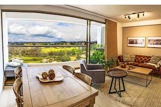 Apartamento en Rionegro- san Antonio de Pereira, con 2 Habitaciones- 58.5 mt2