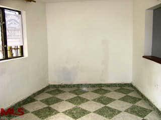 Un piso a cuadros blanco y negro en un baño en No aplica