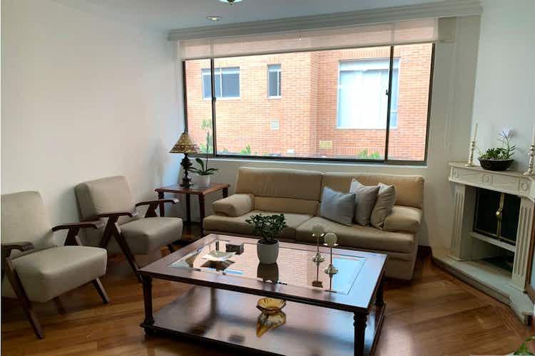 Portada Apartamento en Santa Barbara Occidental, Bogota- Con 3 habitaciones-102mt2