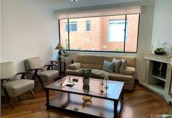 Apartamento en Santa Barbara Occidental, Bogota- Con 3 habitaciones-102mt2