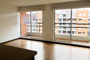 Apartamento en Arrayán, Mosquera - 71mt, tres alcobas, dos balcones