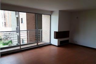 Apartamento en Pradera Norte, Toberin - 108mt, tres alcobas, balcón