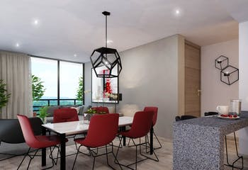 Residencial Eje Central 122