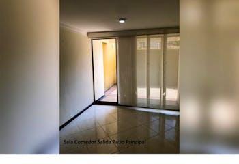 Apartamento en venta en Loma De Los Bernal, 87m² con Bbq...