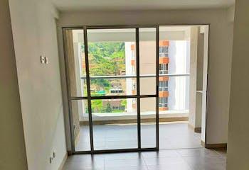 Apartamento en la loma de los bernal,belen.con 3 habitaciones- 67 mt2