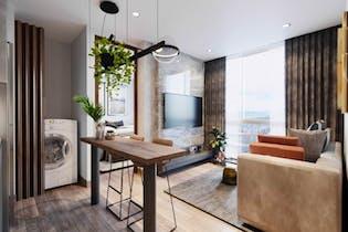 Proyecto nuevo en Torre Evoca, Apartamentos nuevos en Las Nieves con 1 habitacion