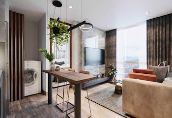 Torre Evoca, Apartamentos en venta en Las Nieves 24m²