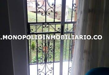 Casa en venta en Pajarito de 76 mt2. con balcón
