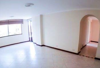 Apartamento en Laureles-Barrio Laureles, con 3 Habitaciones - 120 mt2.
