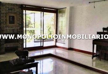 Casa Unifamiliar Para La Venta En Medellin - El Poblado Cod. 7596
