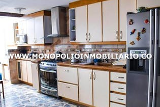 Casa Unifamiliar Para La Venta En Medellin - Belen Cod. 7507