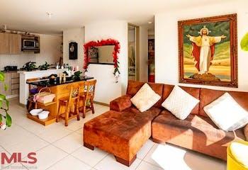 Apartamento en Loma de Cumbres, Envigado - Dos alcobas