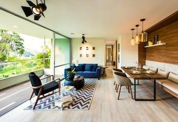 Bosque Grande, Apartamentos en venta en Suramérica de 2-3 habitaciones
