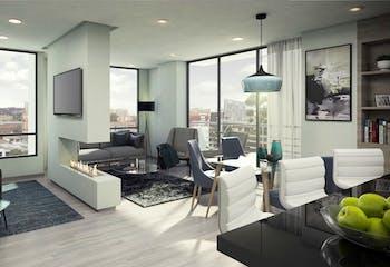 Proyecto de vivienda, Mattiz 103, Apartamentos en venta en ándes Norte 68m²