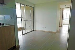 Apartamento en venta en loma de los Bernal, belen.Con 3 habitaciones-67mt2