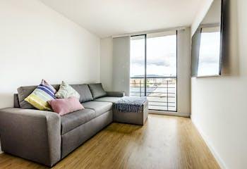 Apartamento en venta en San Fernando de 2 alcobas