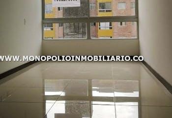 Apartamento en La Doctora, Sabaneta - 56 mt2, 2 alcobas, 2 baños.