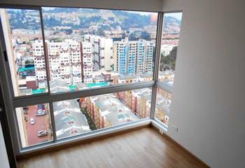 Apartamento En Suba-Baja Tunja, con 2 Habitaciones - 52.8 mt2.