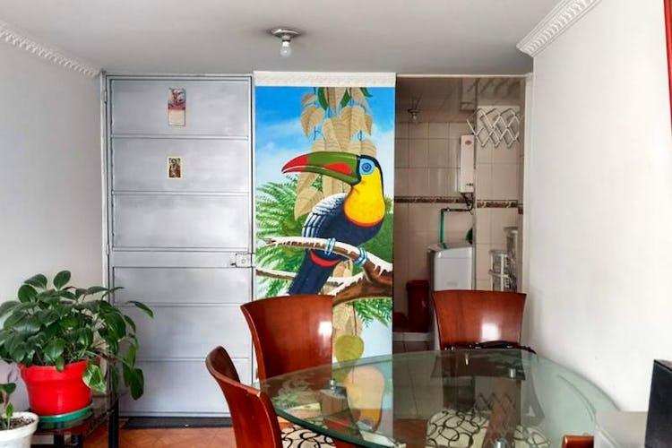 Portada Apartamento En Patio Bonito-Dindalito, con 3 habitaciones - 41 mt2.