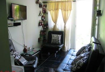 Casa en Palenque, Santa Maria De Robledo, con 3 habitaciones- 59m2