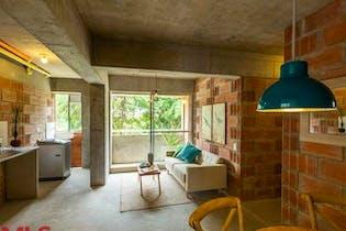 Apartamento en San Gabriel, Itagui - 55mt, tres alcobas, balcón