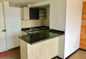 Apartamento en San German, Robledo - 45mt, dos alcobas