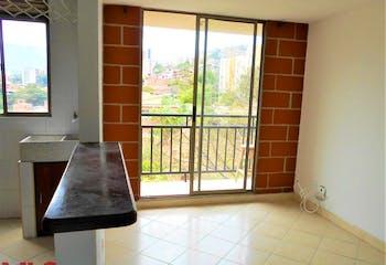 Apartamento en El Rincon, Belén, con 3 habitacione-60mt2
