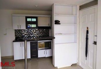 Apartamento en Loreto, Buenos Aires - 37mt, dos alcobas, balcón
