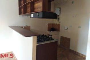 Apartamento en itagui, Santa Maria, con 2 habitaciones- 50m2