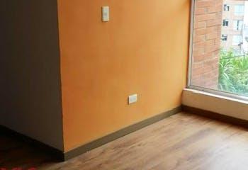 Apartamento en Tablaza, la Estrella, con 3 habitaciones-48m2