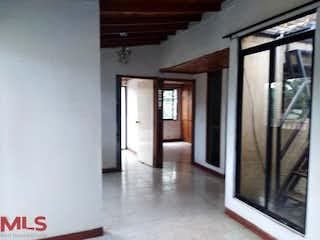Una vista de un pasillo desde un pasillo en Apartamento en venta en Suramérica, 51mt con balcon