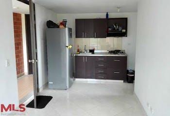 Apartamento en La Estrella, La Ferreria - con 2 Habitaciones - 38 mt2.