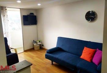 Apartamento en Robledo-Pajarito-Pajarito, con 2 Habitaciones - 50 mt2.