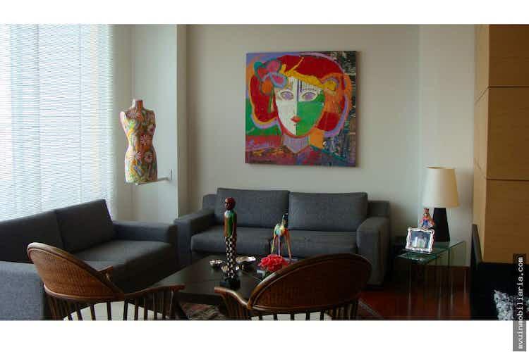 Portada Apartamento en Rosales, Chico - 170mt, dos alcobas, balcón amplio