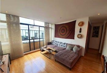 Apartamento en Chico Reservado, Chico - 77mt, dos alcobas